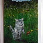 Cats Collection Karte »Frühling« - Nr. C01