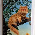 Cats Collection Karte »Sommer« - Nr. C02