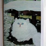 Cats Collection Karte »Winter« - Nr. C04